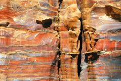 песчаник 3 Стоковые Фотографии RF