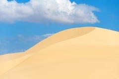 Пустыня песка Стоковая Фотография RF