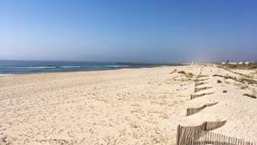 Песчанные дюны и пляж сток-видео