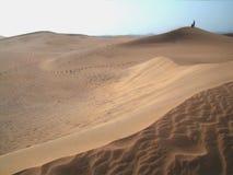 Песчанные дюны стоковое изображение rf