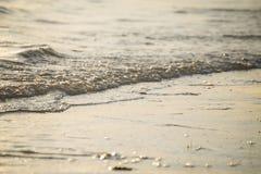 Песчаные пляжи стоковое фото