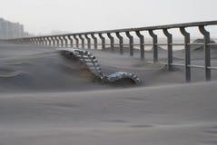 Песчаный стенд Стоковое Изображение