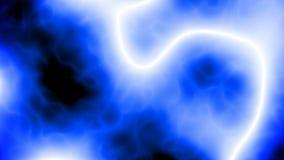 Петля голубой предпосылки движения конспекта плазмы безшовная акции видеоматериалы