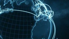Петля конца-вверх глобальной вычислительной сети - голубая версия