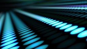 Петля предпосылки движения конспекта тоннеля данным по загрузки графическая иллюстрация штока