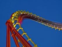 петля fairground привлекательности Стоковые Изображения