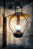 петролеум светильника старый Стоковые Фото