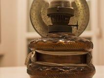 петролеум светильника старый Стоковое Изображение