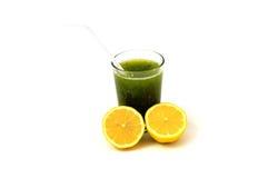 Петрушка и лимонный сок для того чтобы смазать calore Стоковая Фотография RF