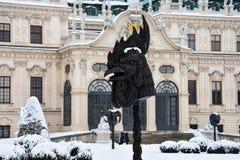Петух Часть круга животных/зодиака возглавляет выставку Стоковая Фотография
