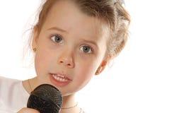 петь Стоковое фото RF