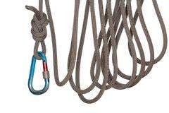 Петли веревочки Стоковое Изображение