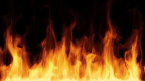Петля огня иллюстрация штока