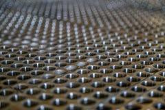 пефорированная сталь Стоковые Изображения