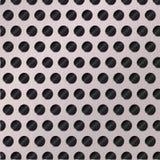 пефорированный металл предпосылки Стоковое Изображение RF