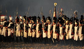пехота стоковое фото
