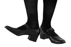 пец ноги tappin Стоковое Изображение RF