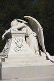 печаль ангела Стоковая Фотография RF