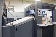 печатание давления детали смещенное Стоковое фото RF