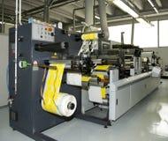 печатание давления flexo Стоковая Фотография RF