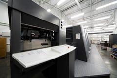 печатание оборудования стоковое изображение rf