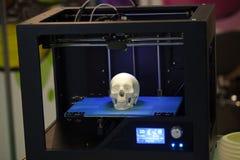 печатание принтера 3d стоковые изображения rf