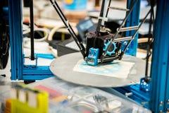 печатание 3d Стоковые Фотографии RF