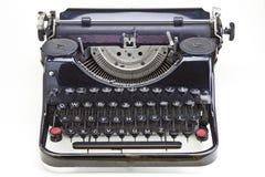 Печатая на машинке машина Стоковая Фотография