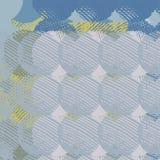 Печати цвета соединяют швами 07 бесплатная иллюстрация