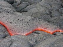 печать лавы Стоковые Изображения RF