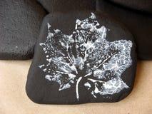 Печать на камне стоковое изображение