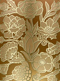 печать предпосылки флористическая роскошная Стоковое Изображение