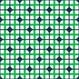 Печать ткани Геометрическая картина в повторении Безшовная предпосылка иллюстрация штока