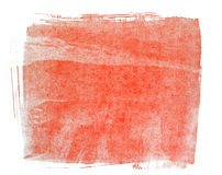 Печать хромпика камеди Стоковая Фотография RF