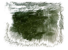 Печать хромпика камеди Стоковые Изображения RF