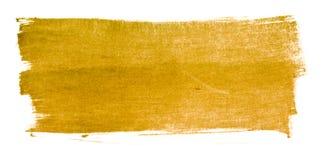 Печать хромпика камеди Стоковое Изображение