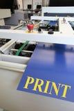 печать стоковые изображения rf