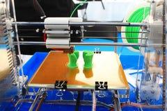 печать 3D Стоковая Фотография RF