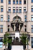 печенка liverpool здания королевский Стоковое фото RF