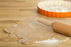 Печенье для quiche Стоковое Изображение RF
