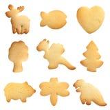 печенье домодельное Стоковое Фото