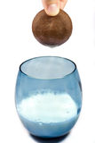 Печенье и молоко Стоковая Фотография RF