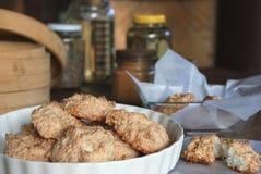 Печенье кокоса стоковое фото rf
