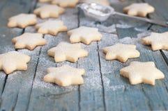 Печенье Кристмас Стоковые Изображения
