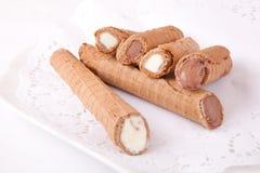 Печенье мороженого Стоковое Изображение RF
