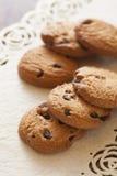 Печенье обломока шоколада Стоковые Фото