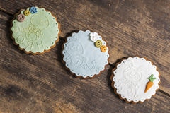 печенье домодельное стоковое изображение rf