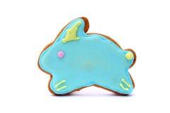 печенье пасха зайчика Стоковые Фотографии RF