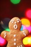 Печенье пряника Стоковое фото RF