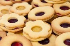печенье рождества традиционное Стоковая Фотография RF